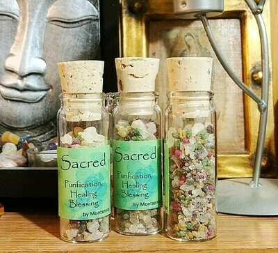 Sacred Granulated Incense Blend