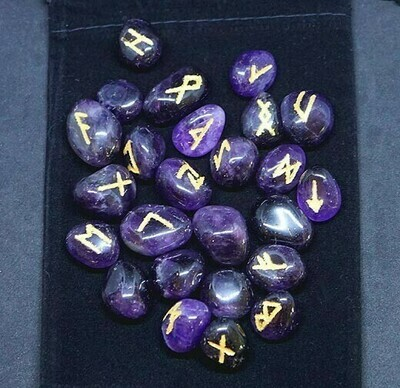 Amethyst Runes