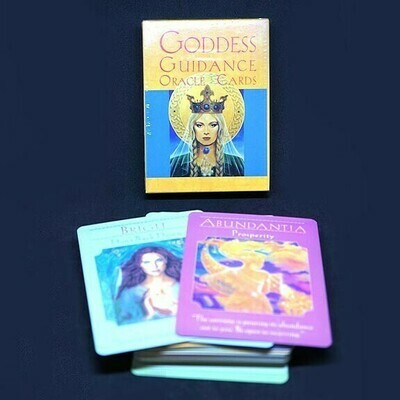 Goddess Guidance Deck