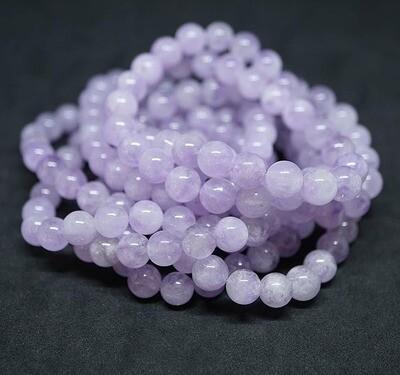 Lilac Amethyst Bracelets