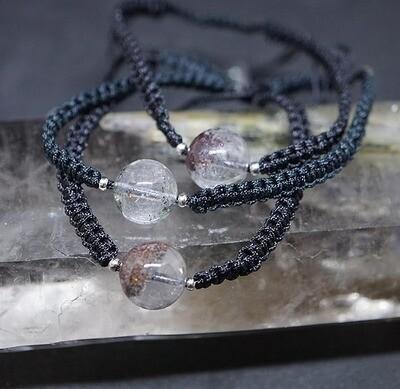 Adjustable Shaman Quartz Bracelets