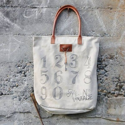 Tote Bag By the Numbers default