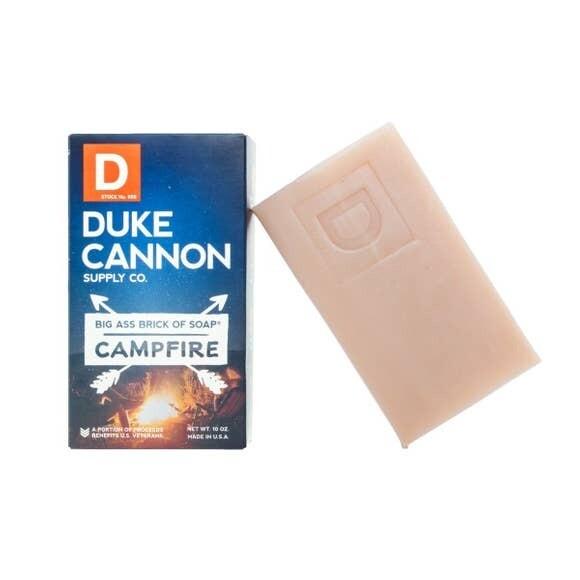 Scent Of Campfires Big Ass Brick Of Soap