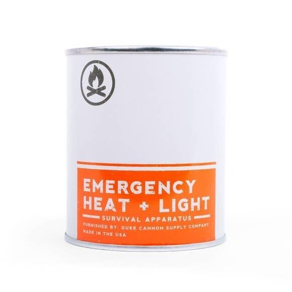 Emergency Heat & Light Campfire
