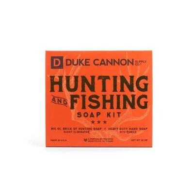 Fishing & Hunting Soap Kit