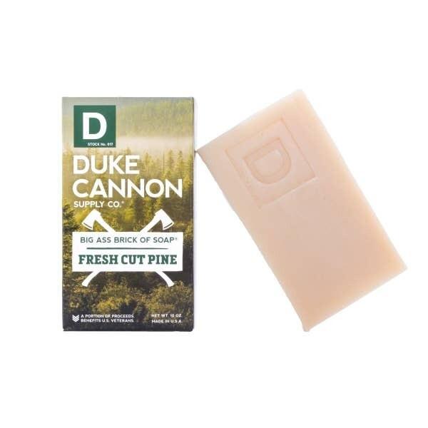Scent Of Fresh Cut Pines Big Ass Brick Of Soap