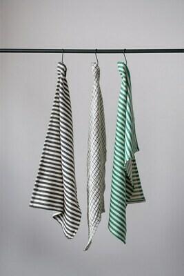 Botanist Cotton Tea Towel Set Of 3