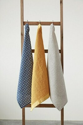 Casual Country Tea Towel Set Of 3