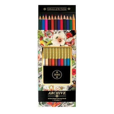Colouring Pencils Set Of 12