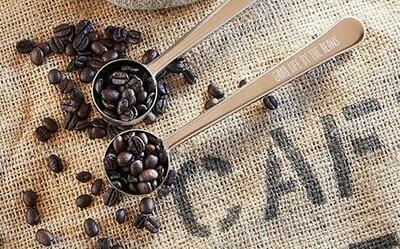 Grab Life Coffee Scoop w/ Clip