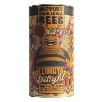 Pollinator's Delight // Seed Grow Kit