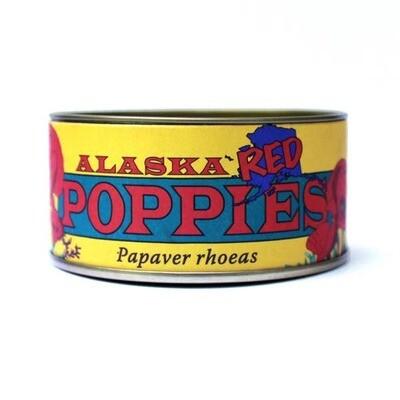 Alaska Red Poppy // Seed Grow Kit