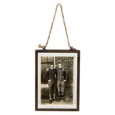 Vintage Style Rectangle Hanging Photo Frame