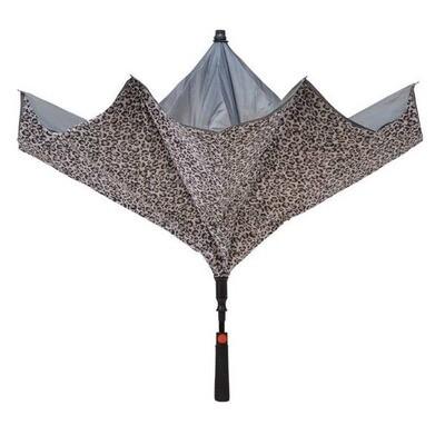 Snow Leopard Reversible Umbrella