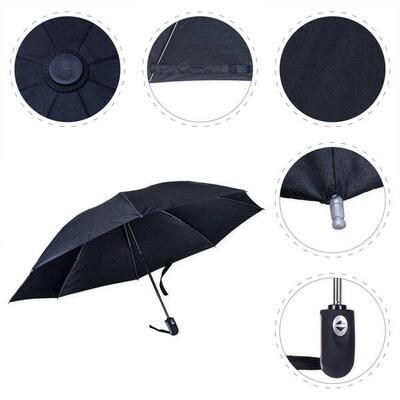 Compact Reversible Umbrella