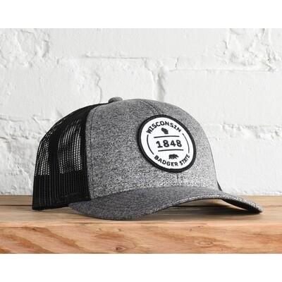 WI 1848 Snapback Hat