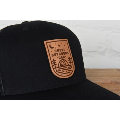 Great Outdoors Snapback Hat