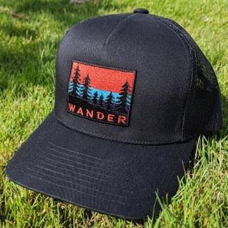 Wander  ||  Trucker Hat