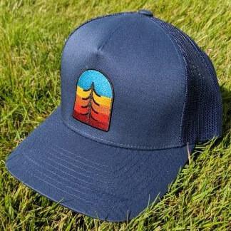 Tree Crest     Trucker Hat