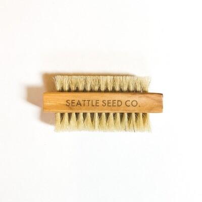 Vegetable & Nail Brush