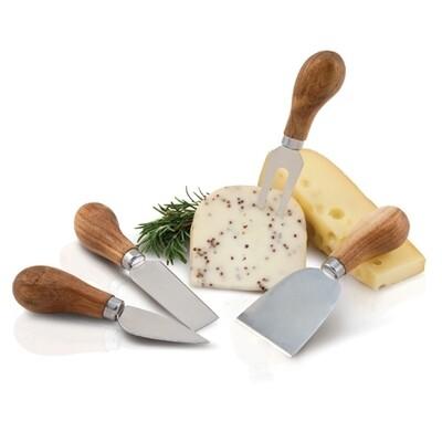 Rustic Farmhouse Gourmet Cheese Knife Set
