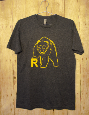 Bear Logo T-Shirt Adult 2 Colors Available