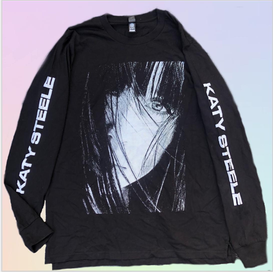 Black L/S T-shirt