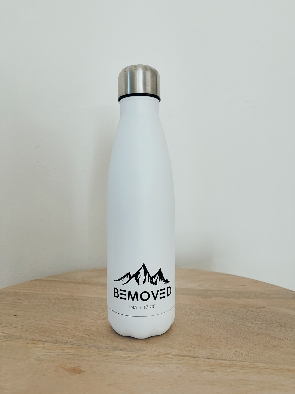 Water Bottle (Matte White)