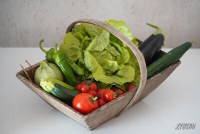 Panier de légumes Bio à 20€ semaine 44