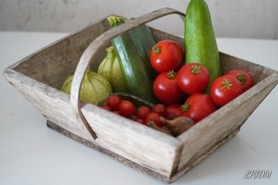 Panier de légumes Bio à 10€ semaine 31