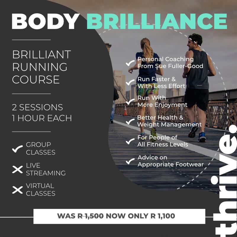 Brilliant Running Course