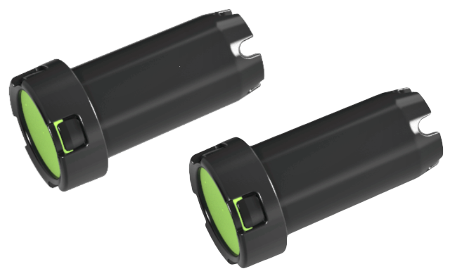 Two (2) actuators without CO2 cylinder