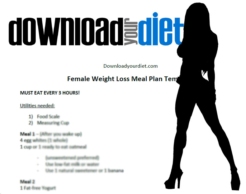 FEMALE WEIGHT LOSS + WORKOUT GUIDE