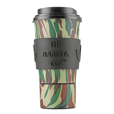 The Barista Spirit: Camo Ranger
