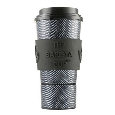 The Barista Spirit: Marketeer