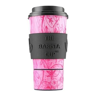 The Barista Spirit: Pink Blossom