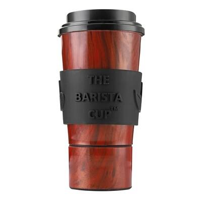 The Barista Spirit: Walnut Burl