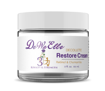 DECOLLETE RESTORE CREAM