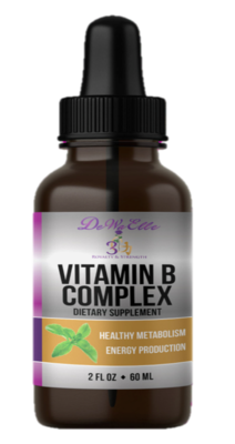Vitamin B Complex Drops