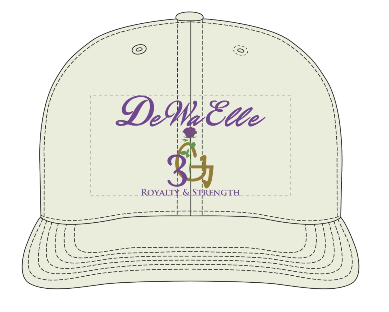 DeWaElle Classic Ball Cap (TAN)