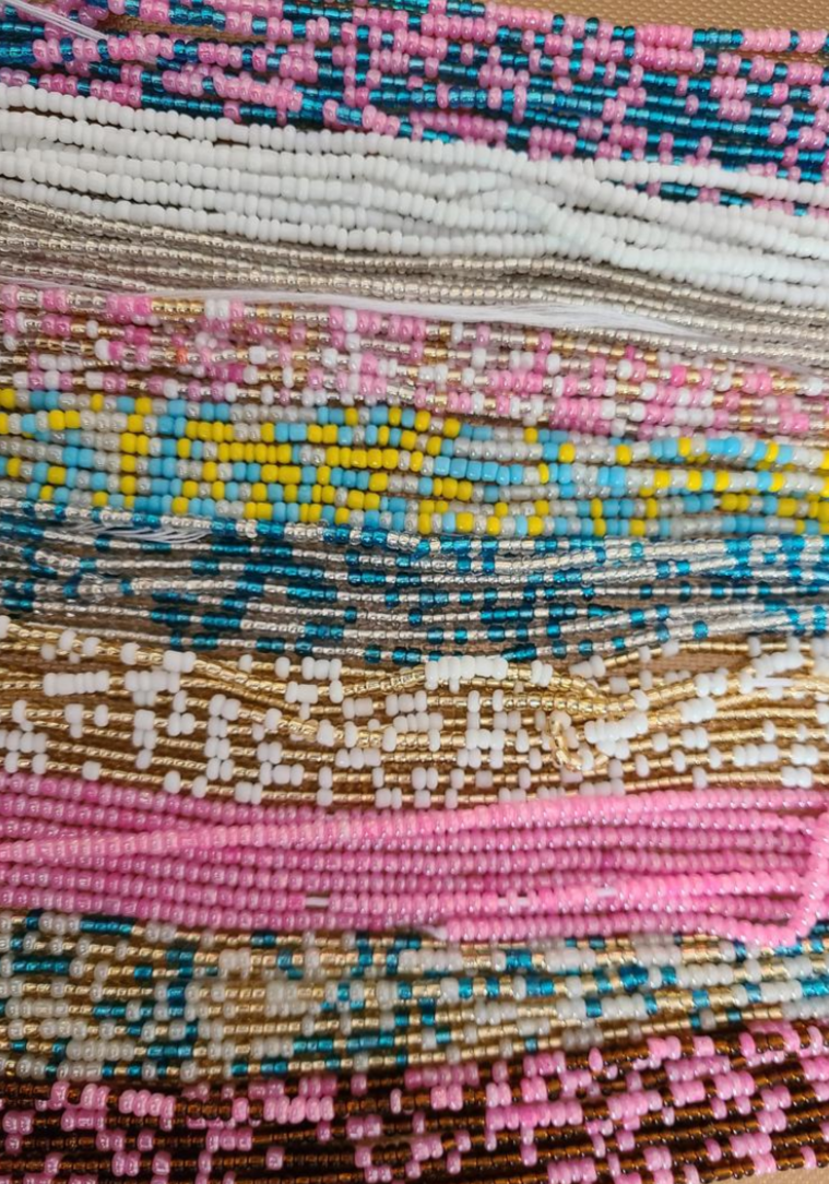 Waist Beads (Tie On)