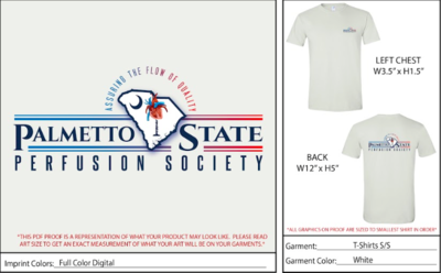 White Shirt w/ Logo