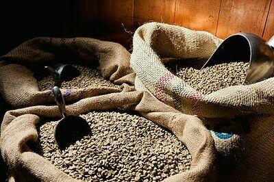 Peru - Chanchamayo (Green Beans)