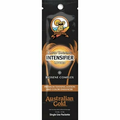 Australian Gold -Rapid Tanning Intensifier 15ml Sachet