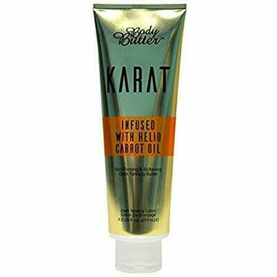 Body Butter - Karat Infused with Helio Carrot Oil 251ml