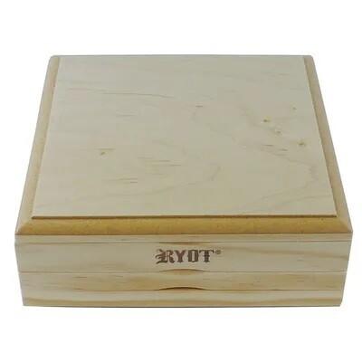 קופסת איחסון עם רשת סינון כפולה בגודל 16*16 RYOT