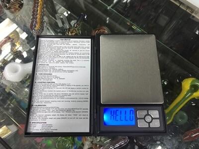 משקל עד חצי קילו 0.01 עם משטח עבודה רחב
