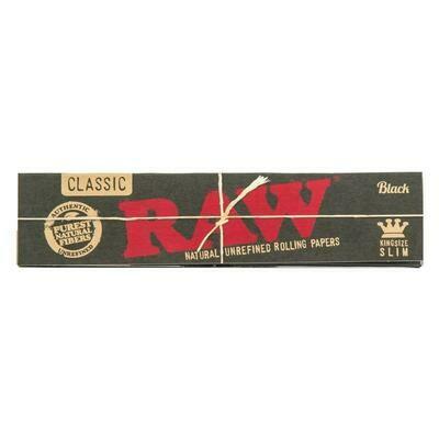 RAW BLACK קינג ללא פילטר