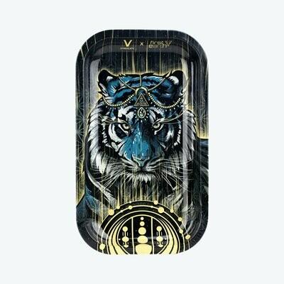 V Syndicate First Earth Tiger מגש גלגול בנוני דגם