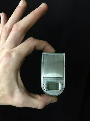 משקל כיס סופר קטן 0.01